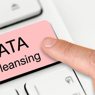 DATA CLEANSING บริการจัดการ ปรับปรุง แก้ไข ตรวจสอบฐานข้อมูล