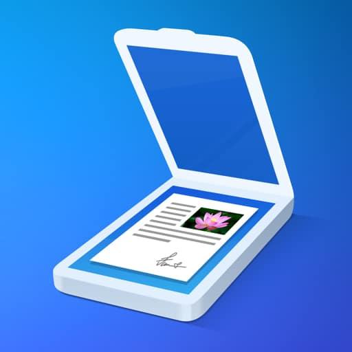 ชื่อรูป: Scanner 06 ประกอบเนื้อหา: แนะนำแอปสแกนเอกสาร เปลี่ยนกระดาษให้เป็นเอกสารดิจิตอลได้ง่าย ๆ