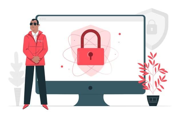 """ชื่อรูป: personal digital security 02 ประกอบเนื้อหา: ทำไมเราต้องปกป้อง """"ข้อมูลส่วนบุคคล"""" ของตัวเอง ?"""