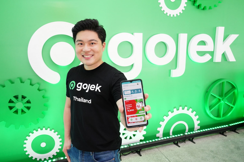 ชื่อรูป: Pinya Nittayakasetwat 1 ประกอบเนื้อหา: Gojek เปิดตัวแอพและแบรนด์อย่างเป็นทางการในประเทศไทย