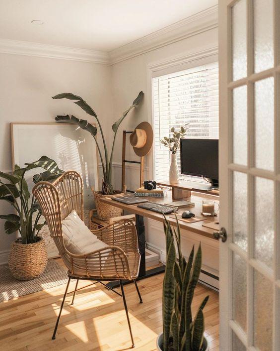 ชื่อรูป: Desk set ideas for the year 01 ประกอบเนื้อหา: รวมภาพโต๊ะทำงานสวยๆ เพื่อเป็นไอเดียจัดโต๊ะทำงานปี 2020