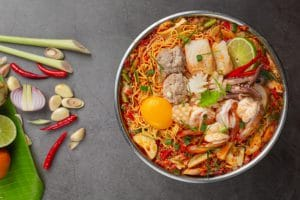 ชื่อรูป: Dinner 14 300x200 ประกอบเนื้อหา: อาหารประเภทไหนที่ไม่ควรทานในมื้อเย็น
